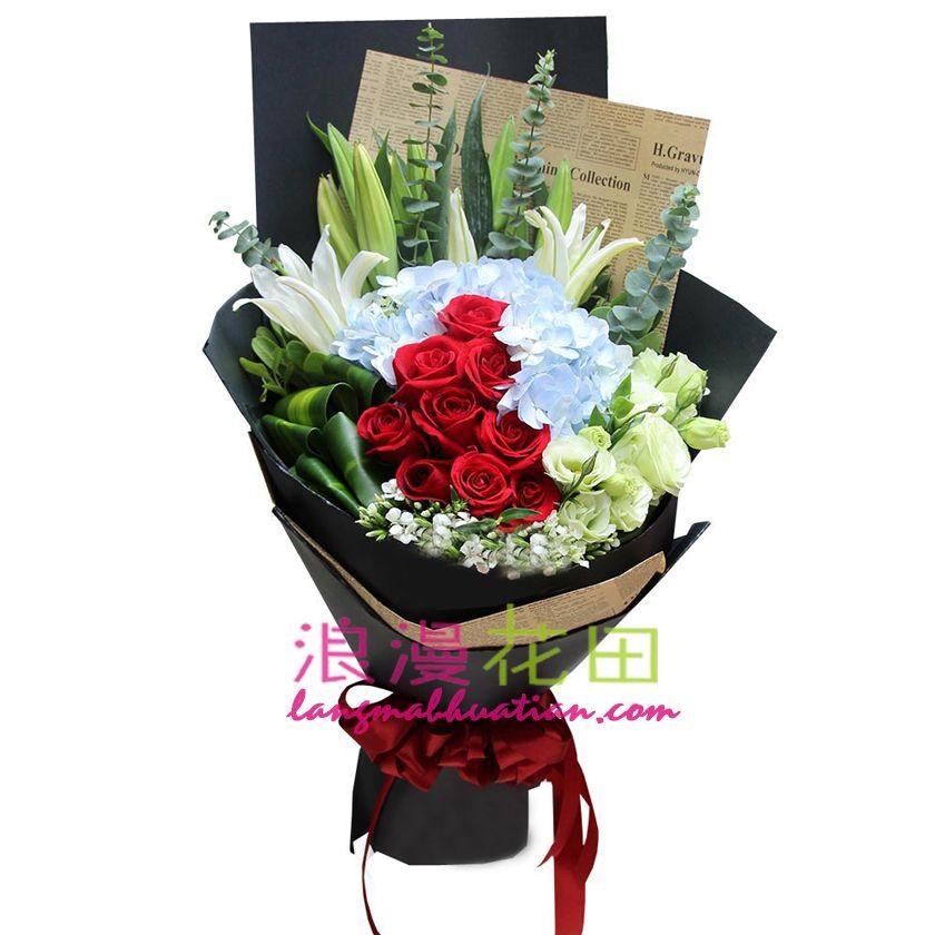 包  装: 英文报纸,高档包装. 添加花材: 点击选择花材 已选择图片